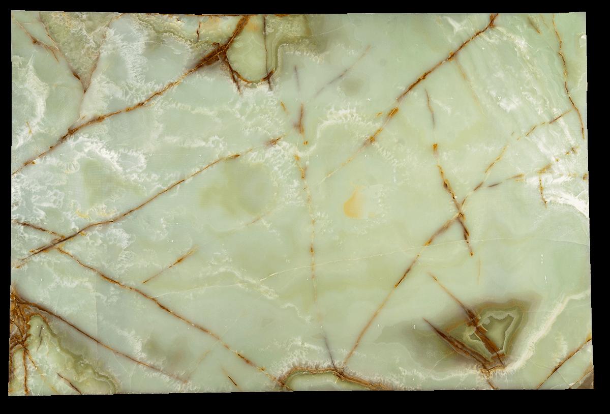 Onix Verde Plancha