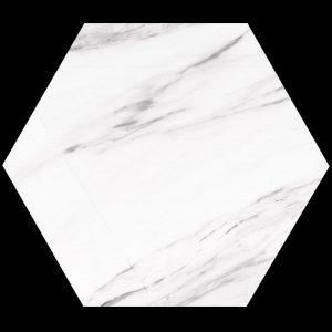 Carrara Hexágono